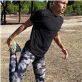 Entrenador personal y fitness & wellness coach e instructor de pilates con 6 años de experiencia