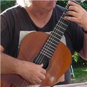 Professeur de guitare classique tous niveaux ,diplôme d'état