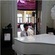 Pianiste du Radisson Blu de Nantes donne des cours de Piano
