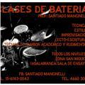 Clases de batería. técnica - estilos - improvisación - lectoescritura - técnica de tambor académico y rudimental. todas las edades