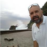 Professeur natif italien, professeur langue chinoise, bilingue espagnol