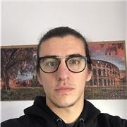 Etudiant italo-français donne cours d'italien