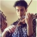 Clases online de violín básico, intermedio y avanzado