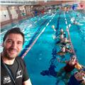 Monitor natación real federación española de natación