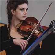 Étudiante en L1 de violon baroque à L'HEAR propose cours de violon, formation musicale, violon baroque