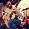 Professeur de guitare à domicile