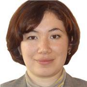 Professeur de l'Ouzbékistan