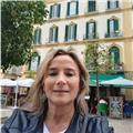 Profesora licenciada bilingue italiana, titulada alemán - skype y presenciales